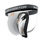 Shock Doctor Core Supporter BioFlex Cup Adult XXLarge White