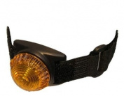 Guardian Flashing Yellow Expedition Light with Strap & Hook Attachment