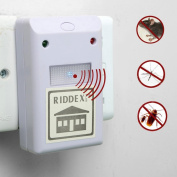 New Riddex Plus Electronic Mouse110v Pest Rodent Control Repeller Us Plug Z0002
