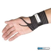 PhysioRoom Elite Adjustable Wrist Wrap Sports Support Brace for Wrist Pain