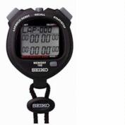 SEIKO S056 100 memory stopwatch - Black