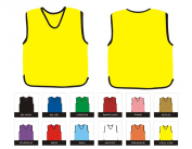 Training Mesh Football Soccer Rugby Bibs pack of 25