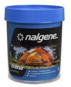 Nalgene Outdoor Storage Wide Mouth Water Bottle, Clear