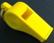 Acme Thunderer 660 Yellow Whistle with Lanyard