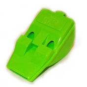 Acme Tornado Day Glo Green-The World's Most Powerful Whistle