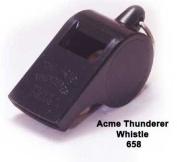 Acme Thunderer 658 Whistle