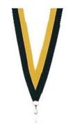 medal Band gelb/black