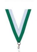 medal Band white/green