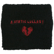 Old Glory Unisex-Adult A Static Lullaby - Heart Wristband Cotton Shirt