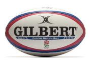 Gilbert England Rugby Replica Ball