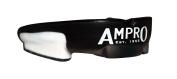 Ampro Shock Armour Mouthguard - Black/White