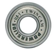 Powerslide ILQ 7 Mens Ball Bearings - 608/Ps7, Silver