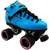 Suregrip Rebel Derby Quad Skates - Blue