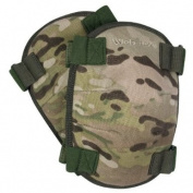 Web-Tex Heavy Duty Protection Knee Pads Padded Airsoft Paintball MultiCam Camo