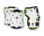 Powerslide Pro Butterfly 906012 Children's Protection Pads Set White