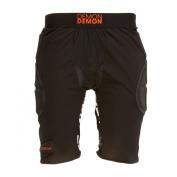 Demon Flex-Force X Short D30 Impact Shorts - Black