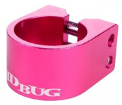 JD Bug Pro Double Collar Scooter Clamp - Lilac