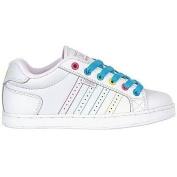 Osiris Troma II Skateboard Shoes Girls White / Multi - Skate Shoes