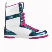 Osiris Uptown Ltd Girls Boot White/Croc/Fuchsia - Snowboard Boots