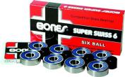 Bones Super Swiss 6 Skate Bearings