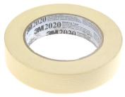 3m 2.5cm . Scotch General Purpose Masking Tape 2020-1A