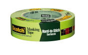 3m 1-.130cm . Scotch Paintersft. Masking Tape For Hard-To-Stick Surfaces 2060-1.5A