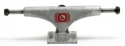 Crail Skateboard Truck Set 129 LOW LIGHT raw silver