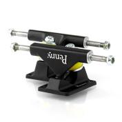 Penny Nickel Mini 10cm Mid Black Skateboard Trucks - 17cm Axle