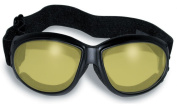 Global Vision Eliminator 24YT Yellow-Photochromic Goggles ML