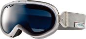 Anon Women's Solace Premium Goggles - White Suede/Blue Sil FD