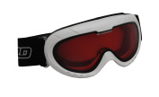PROFESSIONAL! BLIZZARD SKI SNOWBOARD JUNIOR/LADIES GOGGLES 902 DAO WHITE SHINY/ROSA