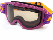 SCOTT Ski Snowboard DECREE Goggles Magneta / Spherical NL-32 Black CHROME 216666