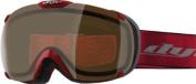 Dye Snow Goggle T1 DTS Red / HD - Ski / Snowboard Goggle