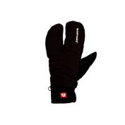 barnett NBG-09 Winter softshell ski gloves with 3 fingers