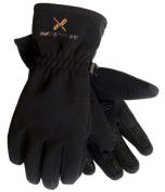 Extremities Sticky Windy Windproof Thermal Gloves Black