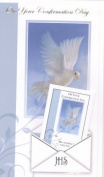 CELEBRATING CONFIRMATION DAY GREETING CARD - SYMBOLIC