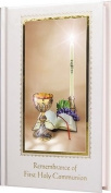 PEOPLE'S PRAYER BOOK -Symbolic- Remembrance of First Holy Communion