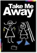 Take Me Away Card - Chalks Designer Range - Take Me Away. - CK015