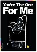You're The One For Me Card - Chalks Designer Range - CK019