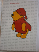 Winnie-the Pooh Get Well cards
