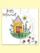 Rachel Ellen Happy Retirement Card