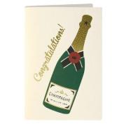 James Ellis Retro Press Congratulations Card
