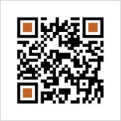 QR CODE POSTCARD - scan it with your smartphone & receive a greeting message