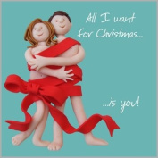 All I Want For Christmas Is You - The One I Love Christmas Card
