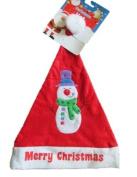 Santa Or Snowman Children's Character Christmas Hats