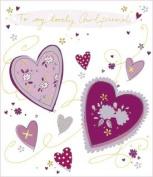 Girlfriend Valentine's Day Greeting Card
