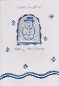 christmas card Brother