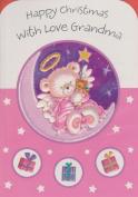 Christmas card grandma