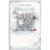 Christmas Greeting Me to You Bear Christmas Card