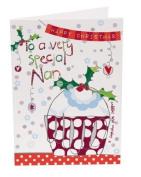 Special Nan Christmas Card